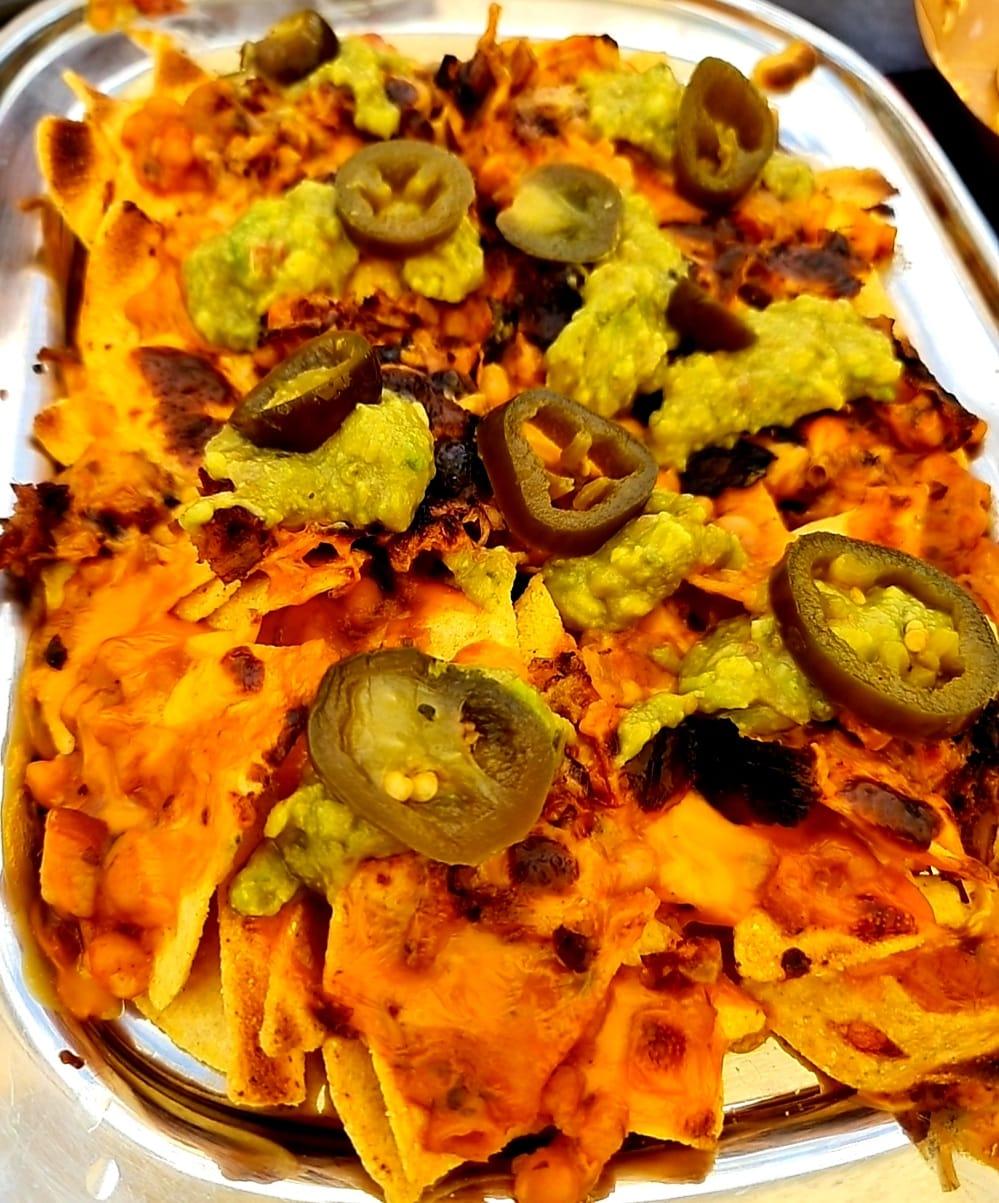 Los mejores nachos de Andorra el Tarter Andorra The Boss Texas Smoked Lounge buenos platos TexMex